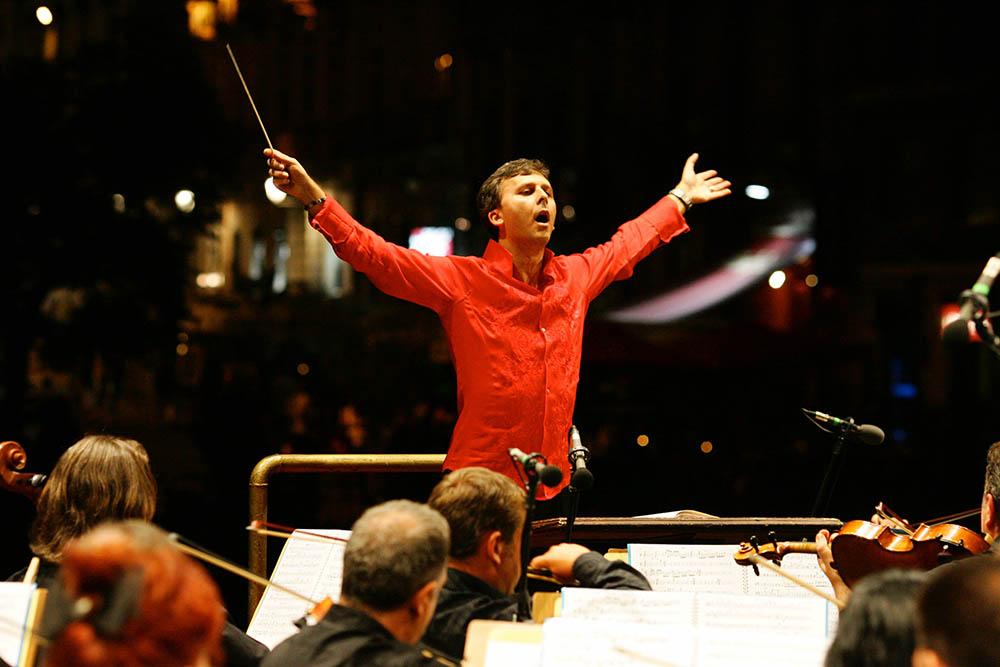 Leonardo Catalanotto Direttore d'orchestra